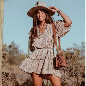 Spell & The Gypsy Lioness Tunic Dress
